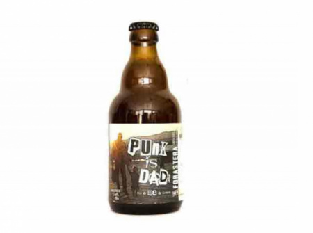 PUNK IS DAD IPA de Centeno