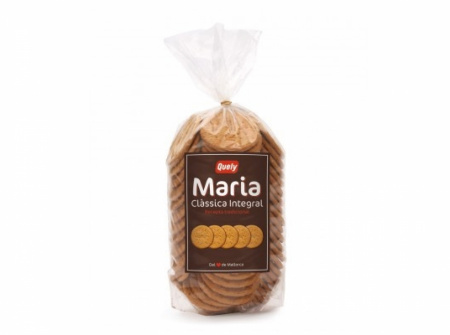 QUELY - Galletes Maria integral 450G