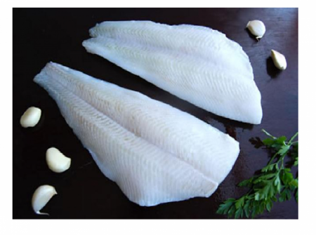 FILETE DE LENGUADO (halibut) (congelado)